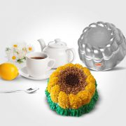 100204. Girasol Gigante (pastel)