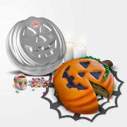 100227. Calabaza Halloween (pastel)